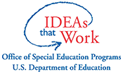 Logo for Office of Special Education Programs, US Department of Education